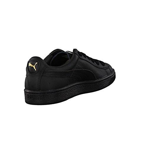 Puma Basket Cls Lfs F6, Sneakers Basses homme Black Black