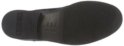 MENTOR Mentor Damen Chelsea Boots Blau (Navy Leather)