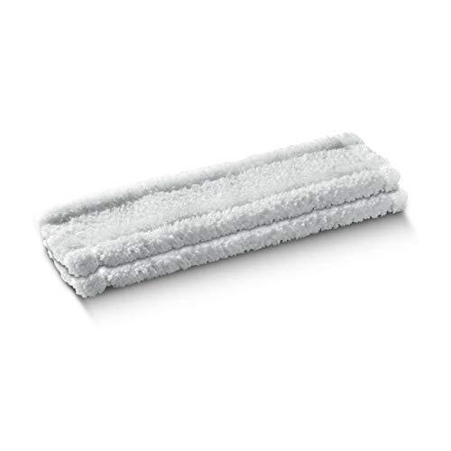Mikrofaser-Wischbezug geeignet für Kärcher Outdoor, WV 2 Premium (Plus), WV 5 Premium (Plus) Mikrofaser-Wischbezug Indoor, 2.633-131.0 2 Stück