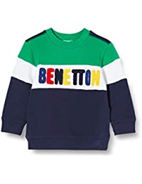 United Colors of Benetton Felpa Sudadera para Bebés