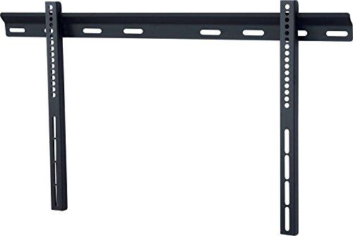 Ultimate Mounts Extra Slim starr schwarz Wandhalterung/Halterung für Plasma LCD-3D und LED für 58,4cm-139,7cm Widescreens 58,4cm 66cm 81,3cm 94cm 101,6cm 106,7cm 119,4cm 127cm 139,7cm 60 Universal Flat-panel Mount