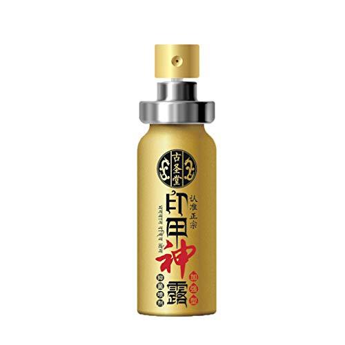 kashyk Sex TOY4 männlich Booster ätherisches Öl, verzögertes Ejakulationsspray, Penispflege- und Gesundheitspflegeprodukte 10ML (DREI Generationen verbesserte Version)