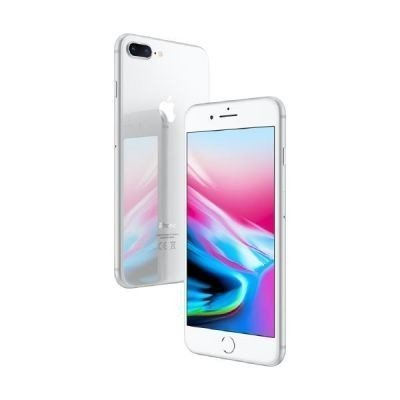 APPLE iPhone 8 Plus - 256 GB, Silver, Silver lowest price