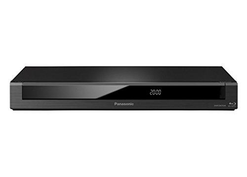 Panasonic DMR-BWT640EC9 - Grabador BLU-Ray Full HD
