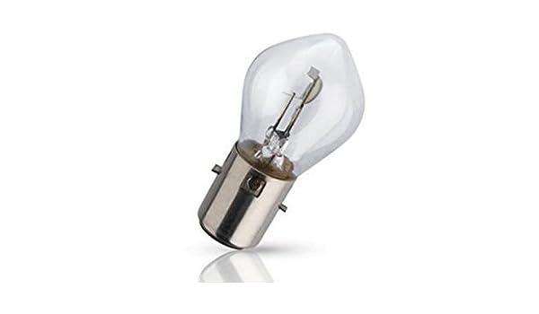 5 St x Glühlampe Glühbirne 12V 35//35W BA20d Biluxlampe S2 E-Prüfzeichen