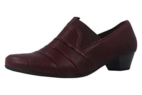 Gabor Damen Basic Stiefel Rot