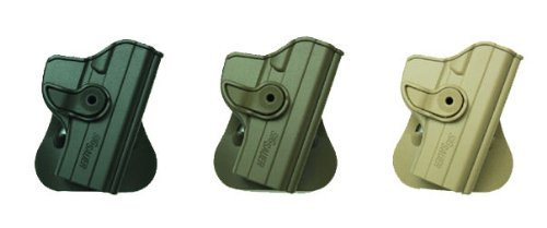 Polymer Retention Roto Holster Fits Sig Sauer 229 (.40/357) Black IMI Israel by IMI Defense