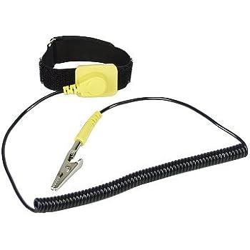 InLine 55553 antistatic wrist strap