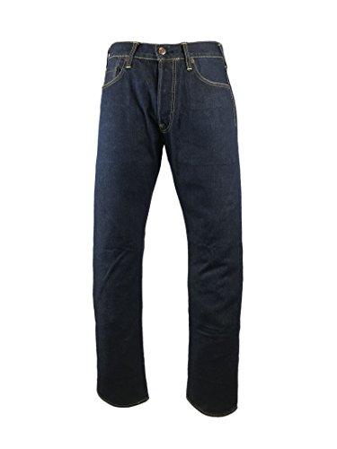 Evisu EA04HJE03 Top Notch Rough Denim Jeans 31