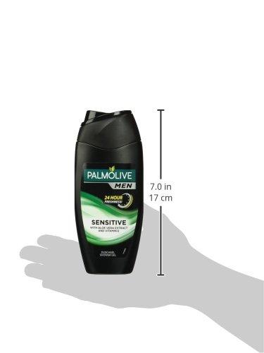 Palmolive Men Bodywash Sensitive Imported Shower Gel, 250ml