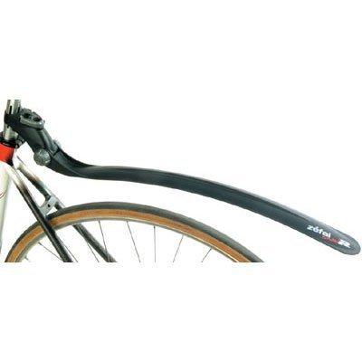 Zefal Swan Road Bicycle Fender (Black, Rear) by Zefal -