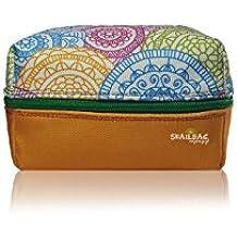Porta panini–Borsa espandibile–snailbag wichbox Mandalas
