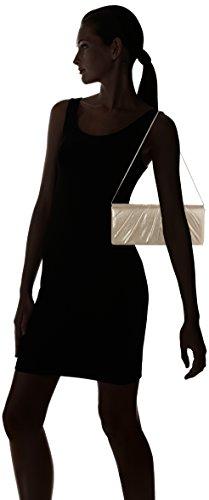 Wallis - Foil Pleat, Pochette da giorno Donna Oro (Gold)
