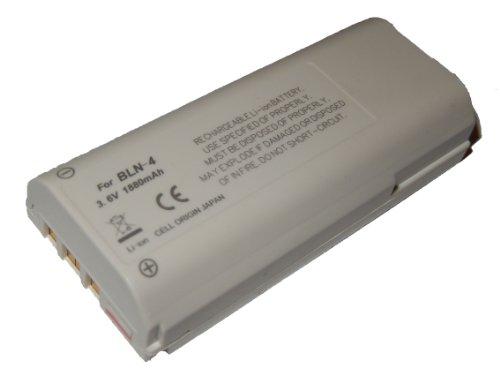 Image of vhbw Akku 1800mAh (3.7V) für Funkgerät Handy Nokia THR850 THR880 THR880i THR880i Light, EADS THR850 THR880 THR880i THR880i Light wie BLN-4 BLN-4D.
