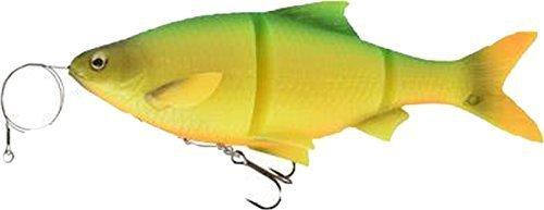 Savage Gear 3d filo Thru Roach * * 25cm/216g moderata Sink (MS) * * 5colori * * Esca di luccio predatore Esca Teaser - Firetiger