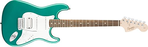 squier-affinity-stratocaster-hss-rosewood-race-green-strat