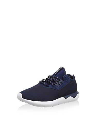 adidas Tubular Runner Weave, Baskets homme Bleu