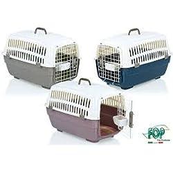 Transportines plastico voyager pequeño 3 colores 48*32*31cm para perro y gato