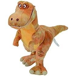Disney 5413538745988 Dinosaurio Felpa Naranja juguete de peluche - juguetes de peluche (Dinosaurio, Naranja, El Viaje de Arlo, Felpa, 3 año(s), 150 mm)