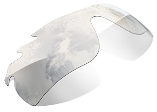 Sunglasses Restorer Ersatzgläser für Oakley Radar Path Vented (Selbsttönenden Grey 30% - 50% Gläsern)