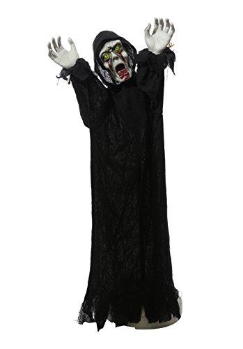 Preis am Stiel® Halloween Zombie, animiert (Animierte Halloween Braut)