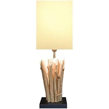 Table Bo Time Ecume En Bois Flotté Lampe De Chevetde 31uFKJlTc
