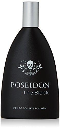 AIRE SEVILLA POSEIDON THE BLACK MEN agua de tocador vaporizador 150 ml (precio: 11,92€)