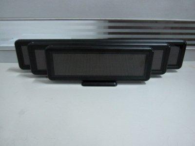 Welt Scrollen (Gowe Digital Board, USB Display, blau Farbe, LED Innen beweglichen Bildschirm, LED Akku, aufladbare LED Scrollen Fenster Schilder, Welt Sprache)