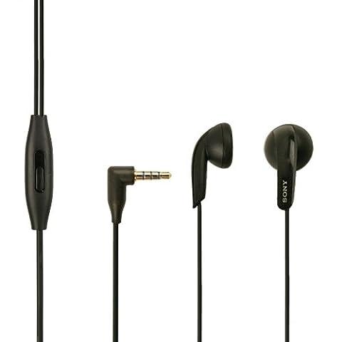 Original Sony Mobile Headset MH-410C schwarz für Sony Xperia Go