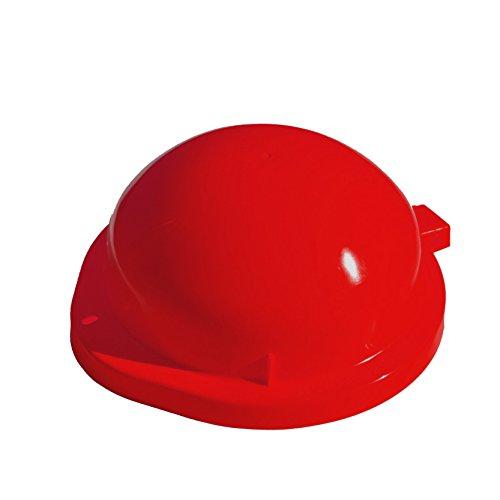 KUEFA Scharnierdeckel (Ersatzteil ohne Montage-Set) (Rot)