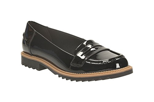 clarks-womens-loafer-flats-shoes-griffin-milly-black