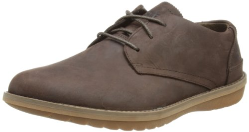 Timberland EK Front Country Travel FTM_Ox Herren Oxford Schnürhalbschuhe Braun (Dark Brown)