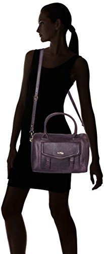 PAUL & JOE Caetan Blue, Borsa Messenger donna blu