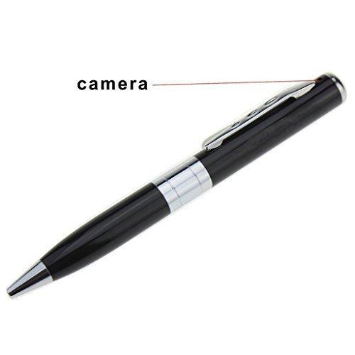 NES 720p HD Hidden Camera Spy Pen with Anti Skid Car Mat