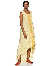 Encrustd Modal a-line Dress
