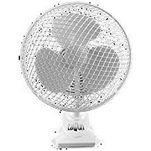 TAIFUN selbstschwenkender Stand- & Clip-Ventilator, 2-stufig