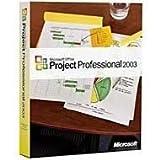 CD MS Project 2003 Professional, Media Pack, nur f