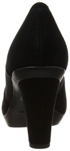 Geox D Inspiration B, Bottes de la Cheville Femme Schwarz (Blackc9999)