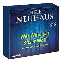 Doppelband: Böser Wolf / Wer Wind sät - 12 CDs - Ein Bodenstein-Kirchhoff-Krimi (Buch 5 + 6)