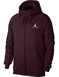 Nike Jordan Jumpman Fleece - Talla S - Sudadera Com Capucha Full-Zip para Hombre