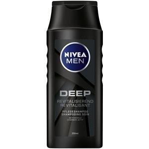 Nivea Männerpflege Haarpflege Deep Revitalisierend Pflegeshampoo 250 ml