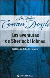 Las aventuras de Sherlock Holmes/The Adventures of Sherlock Holmes por Conan Doyle