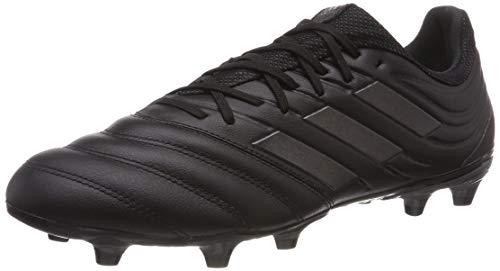 adidas Copa 19.3 FG, Zapatillas de Fútbol para Hombre, Negro Core Black/Grey Six, 41 1/3 EU