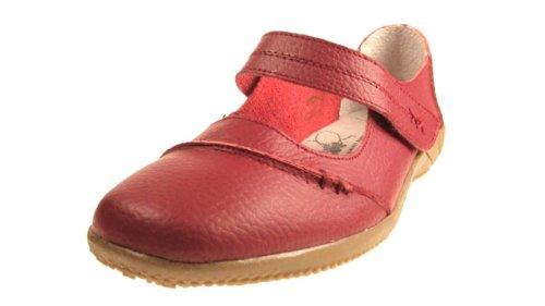 Dr Lightfoot , Barre en T femme Rouge - rouge