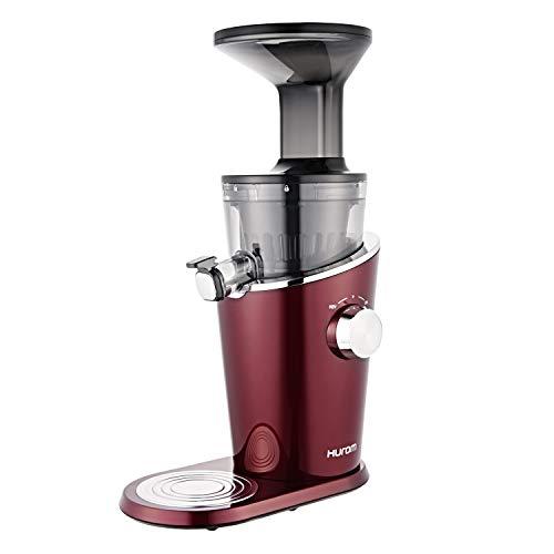 HUROM Saftabzieher Mod. H-100 Italienische Garantie in Farbe Rot