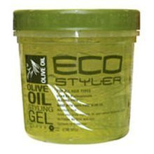 ECO STYLER OLIVE OIL STYLING GEL 8oz by ECO STYLER (English Manual)