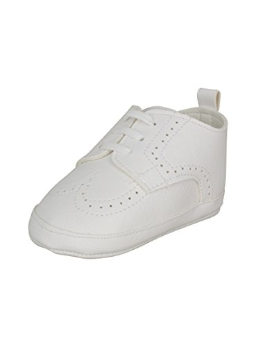 Schuhe zur Taufe weiß Baby Jungen, weiß - weiß - Größe: 20 EU
