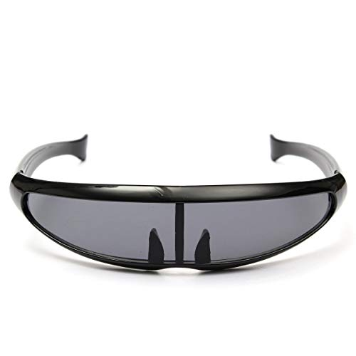 Buon anti-effetto Raffreddare Elegante protezione UV400 Occhiali da sole Googgles, il materiale a bassa voce e squisito (Colore : 02)