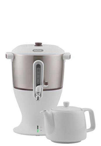 Mulex 290085 Tea Samovar 3 Litres White