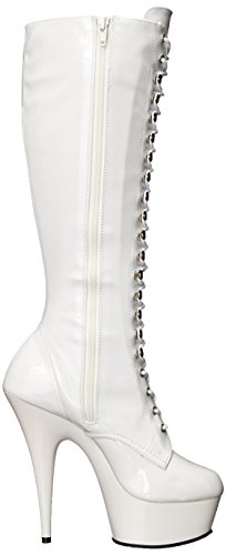 Pleaser Delight-2023 Damen Kurzschaft Stiefel 45